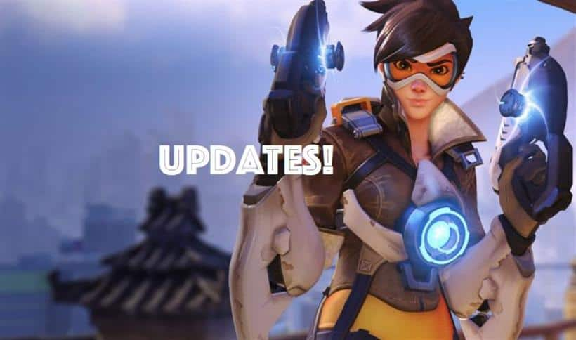 Overwatch PTR: Patch 1.7 – Equip Up To 4 Emotes, Sprays & Voice Lines!
