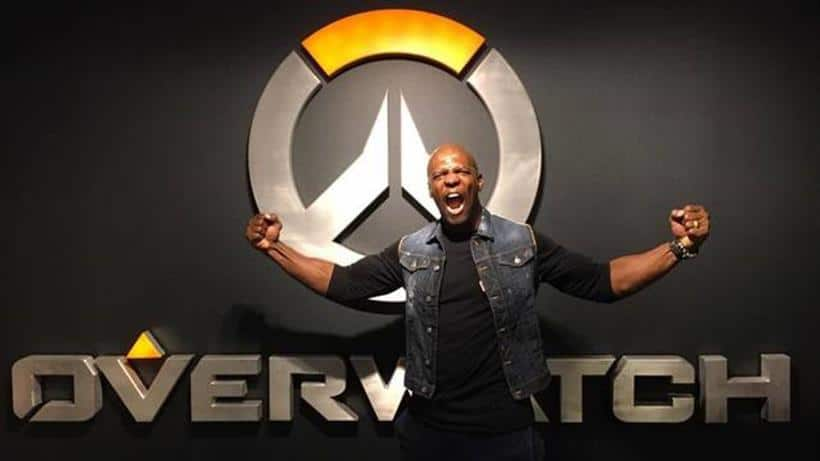 Terry Crews Paid A Visit To Blizzard! Will He Voice 'Doomfist' !?