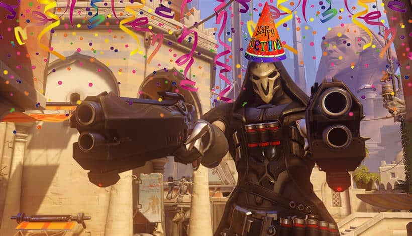 Overwatch Anniversary Event Confirmed by XBOX Store Leak
