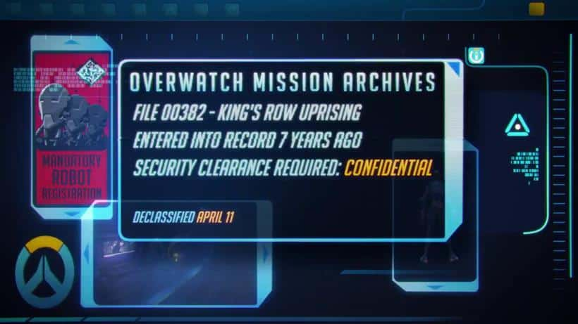 Blizzard Teases New Omnic Event?