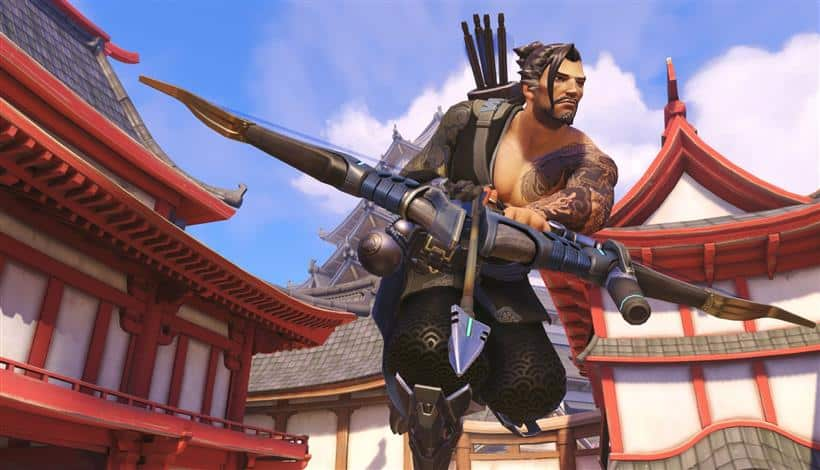 Overwatch PTR Patch 1.11 Buffs for Hanzo and other Hero changes