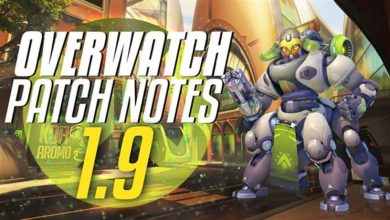 Photo of Overwatch PTR Patch 1.9 Hero Changes