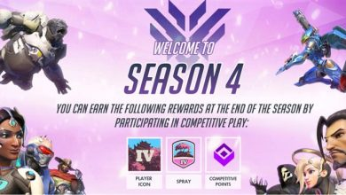 Photo of Season 4 Competitive Play Starts Today