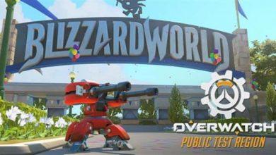 Photo of Amusement park map Blizzard World is live on PTR