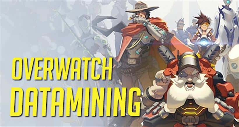 Datamining proves the existence of a new Overwatch event!