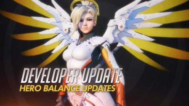 Photo of Blizzard tests great adjustments for Mercy on the PTR