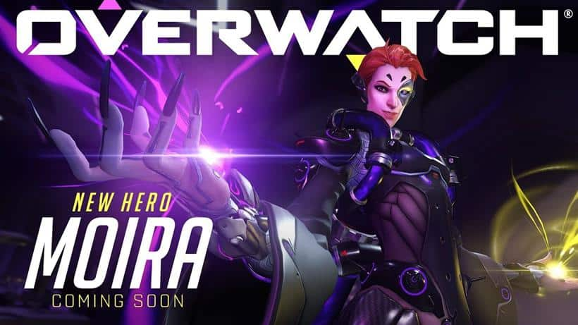Moira A New Support Hero For Overwatch