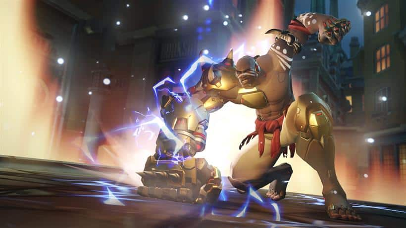 New Hero Doomfist Announced