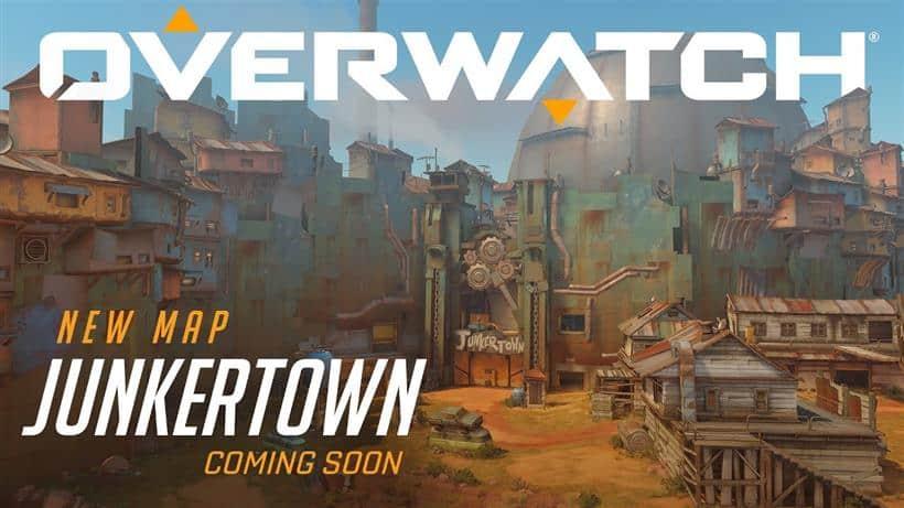 New Junkertown map brings Overwatch down under