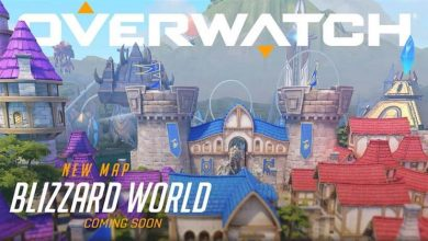 Photo of New Map Blizzard World Appearning Early 2018