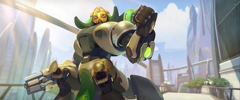 New hero Orisa goes live tonight!!