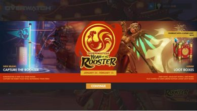 Photo of Overwatch Event: Year of the Rooster is LIVE!