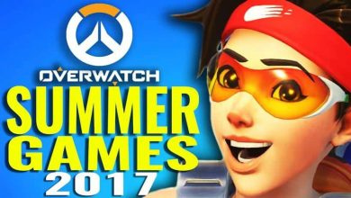 Photo of Overwatch Summer Games and Season 6 Logo's Datamined