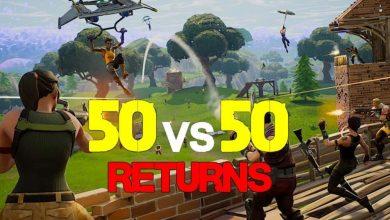 Photo of Battle Royale 50vs50 mode returns!