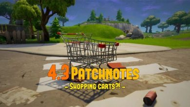Photo of 4.3 patch notes – Brings cart vehicles