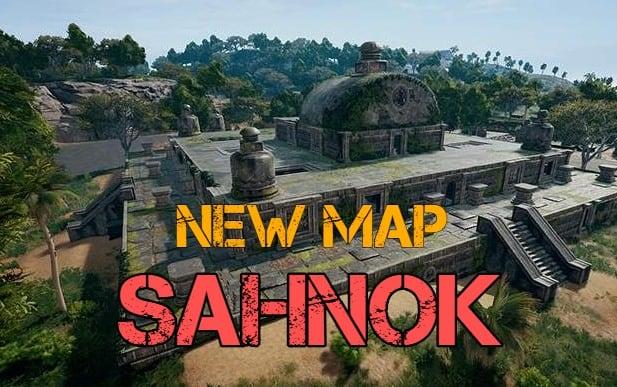 New map soon available – Sahnok