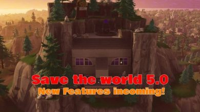 Photo of Save the World: More content being prepared!