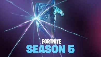 Photo of Fortnite v500 patch notes season 5