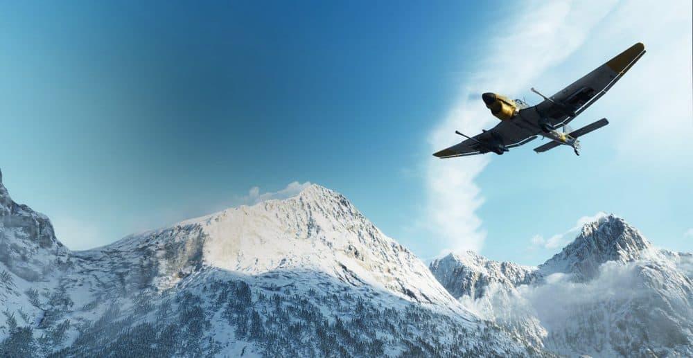 Battlefield V Airplane