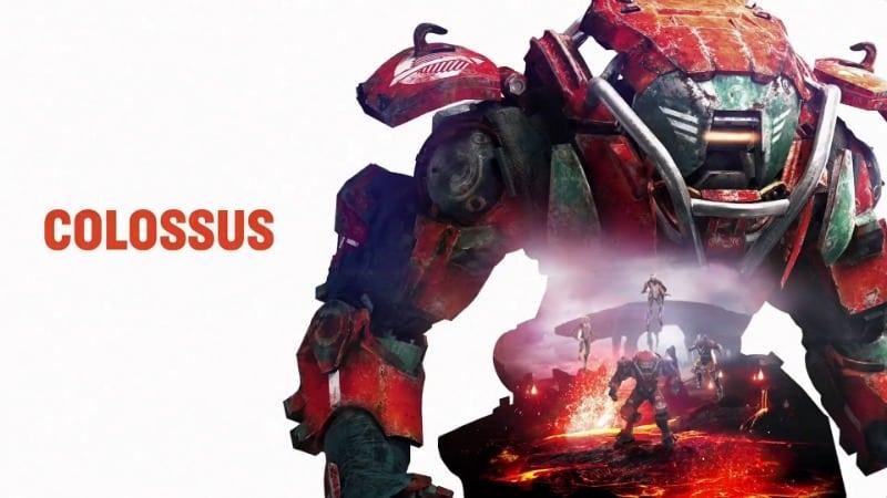 Colossus-tank