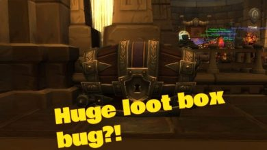 Photo of Mythic+ Bug made reward chest give overpowered loot