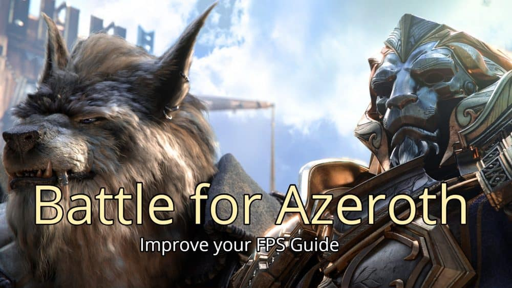 Battlefield V FPS Tweak Guide! HUGE fps boost with these