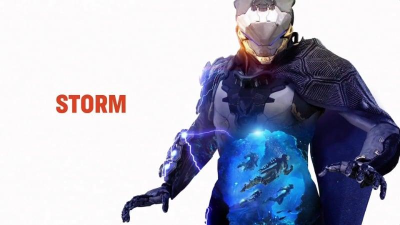 Storm-Javelin