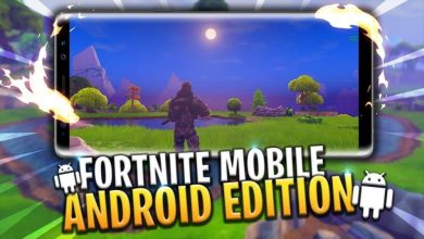 Photo of Fortnite installed fifteen million times on Android devices
