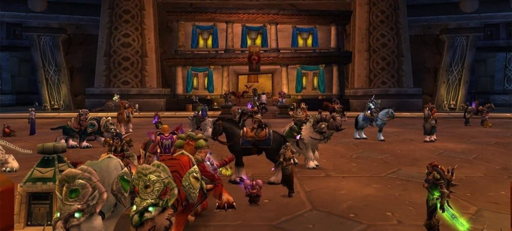 wow classic trial ironforge