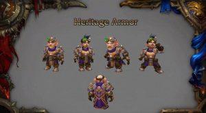 Gnome Heritage Armor