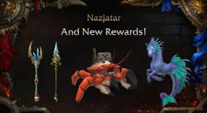 Nazjatar new rewards