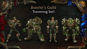Brawlers Guild Transmog Set