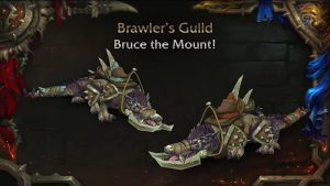 Brawlers Guild Mount