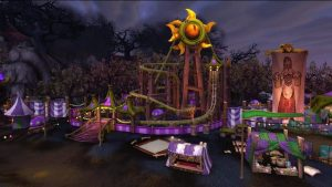 darkmoon faire roller coaster