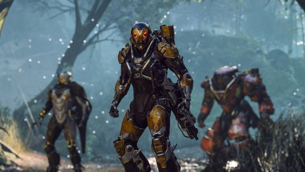 Anthem co-op and single player details announced