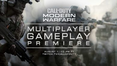 Photo of Call of Duty shows teaser for adjusting weapons in Modern Warfare
