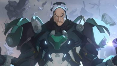 Photo of Sigma is the new Overwatch hero