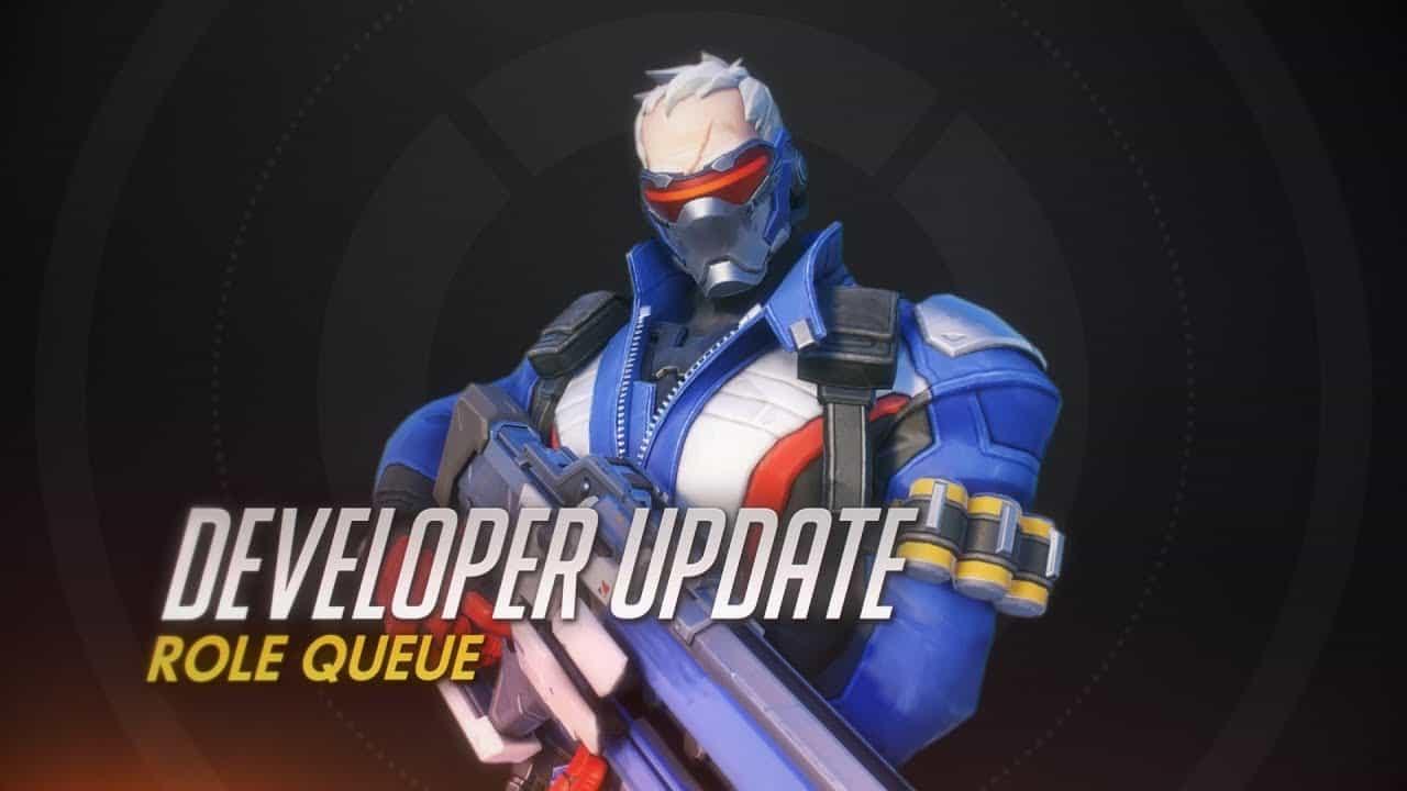 Developer Update Role Queue