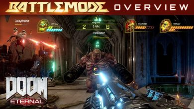 Photo of View new gameplay from Doom Eternals Battlemode