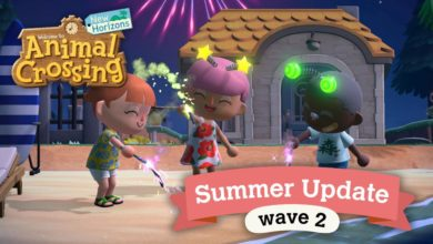 Photo of Animal Crossing: New Horizons August Update – Fireworks, Dreams, Sea Creatures, and more Bugs now available!