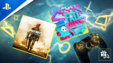 Photo of August Playstation Plus Exclusives: Fall Guys Ultimate Knockout and Modern Warfare 2 Campaign Remastered