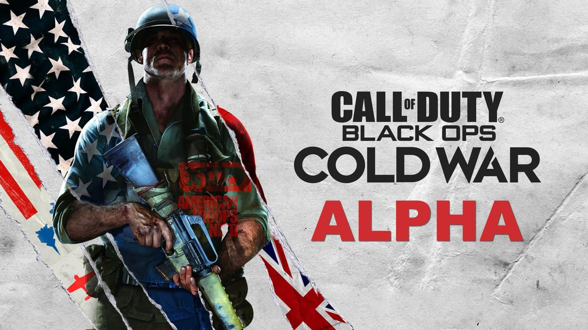 Call of Duty: Black Ops Cold War Alpha Gameplay