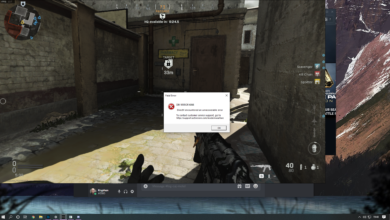 Photo of Call of Duty: Modern Warfare dev error 6068 FIX EXPLAINED