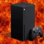 xbox-series-x-fire