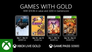 """Photo of Xbox """"Games With Gold"""" For December 2020 Feels Like Bronze"""
