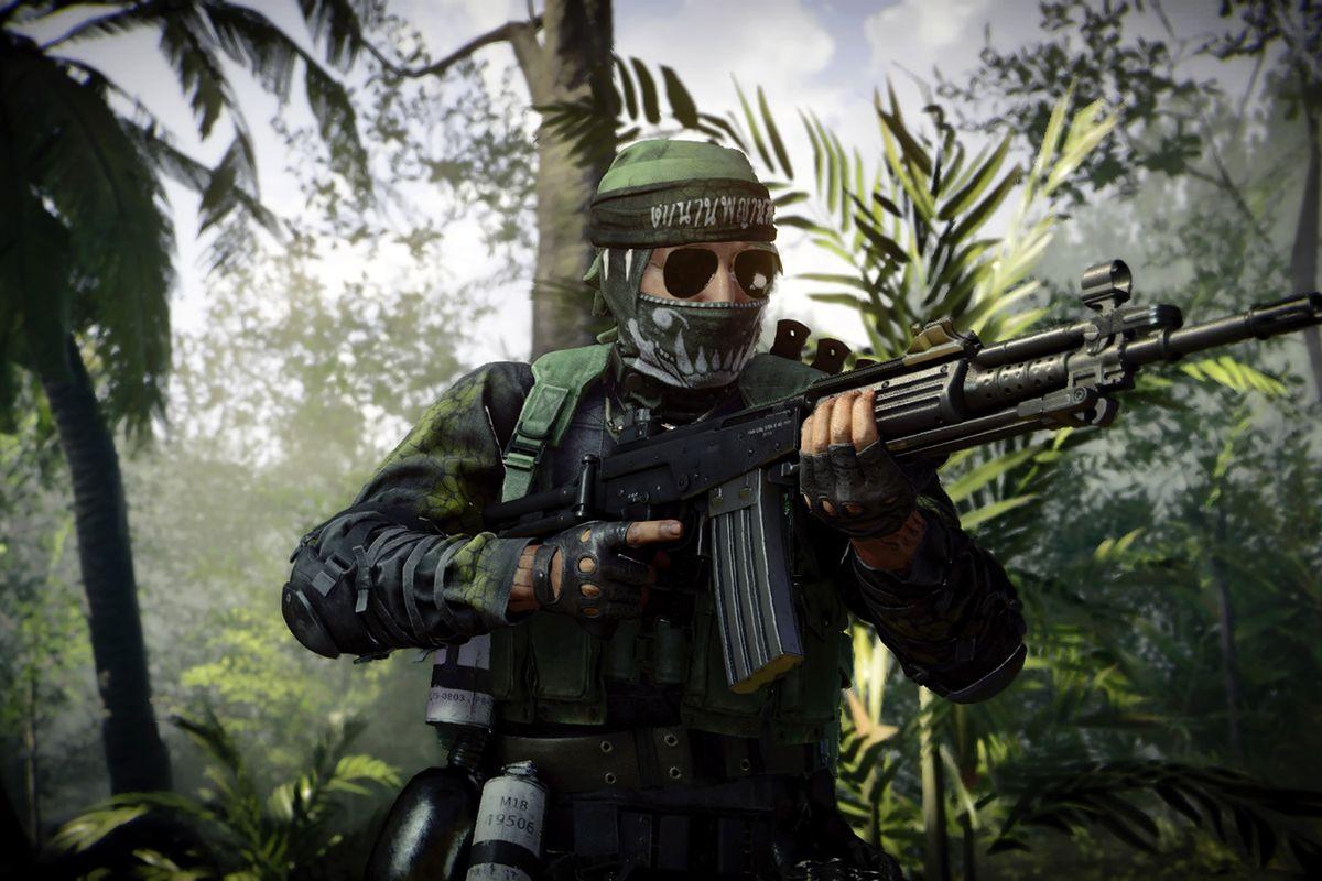 New invisibility glitch found in Warzone Season 2